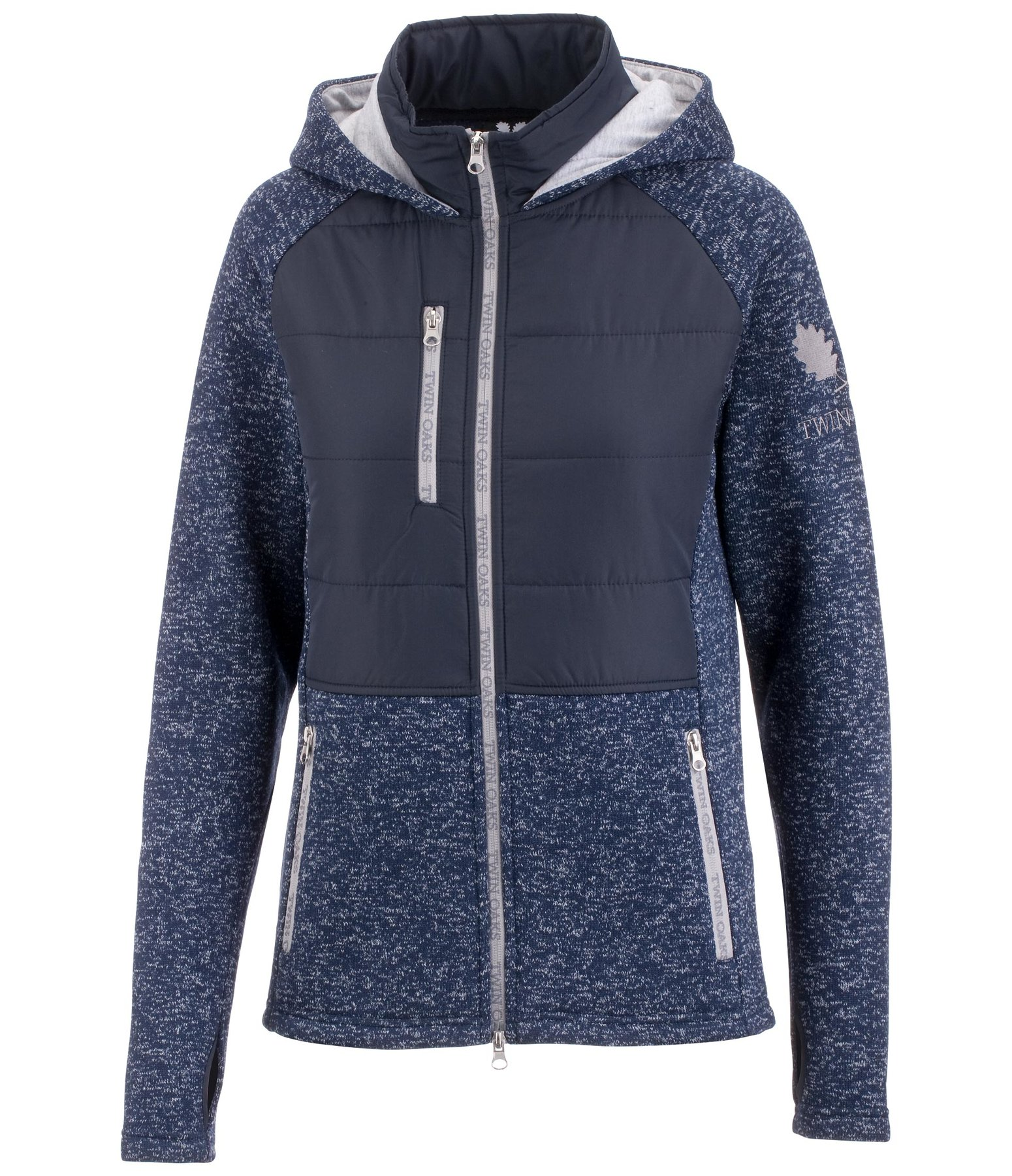 2534512255b TWIN OAKS Veste polaire tricot - 182954-S-NV
