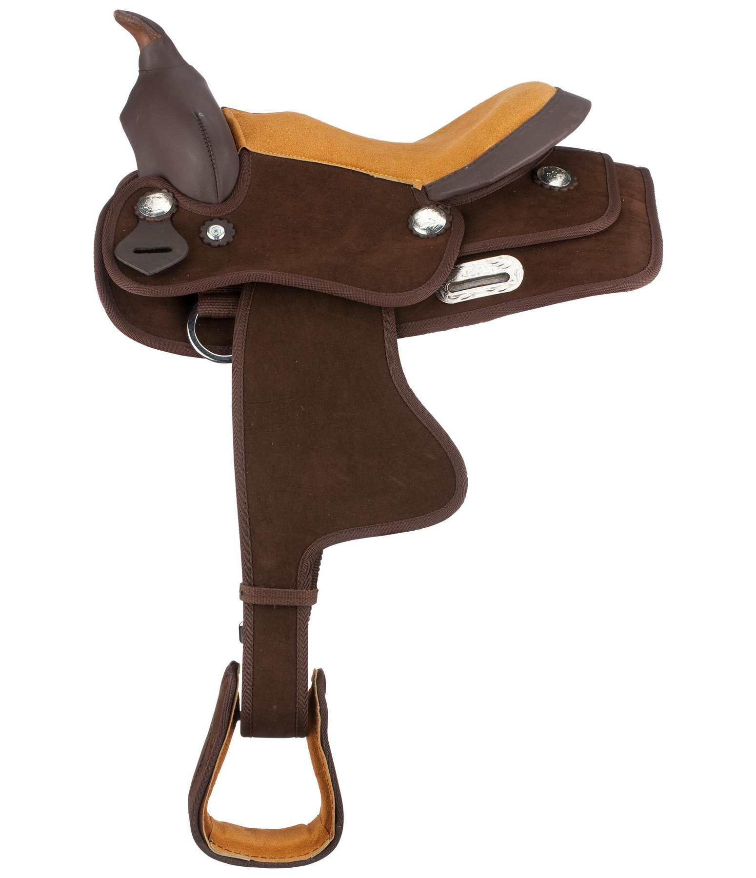 Selle western pour poney