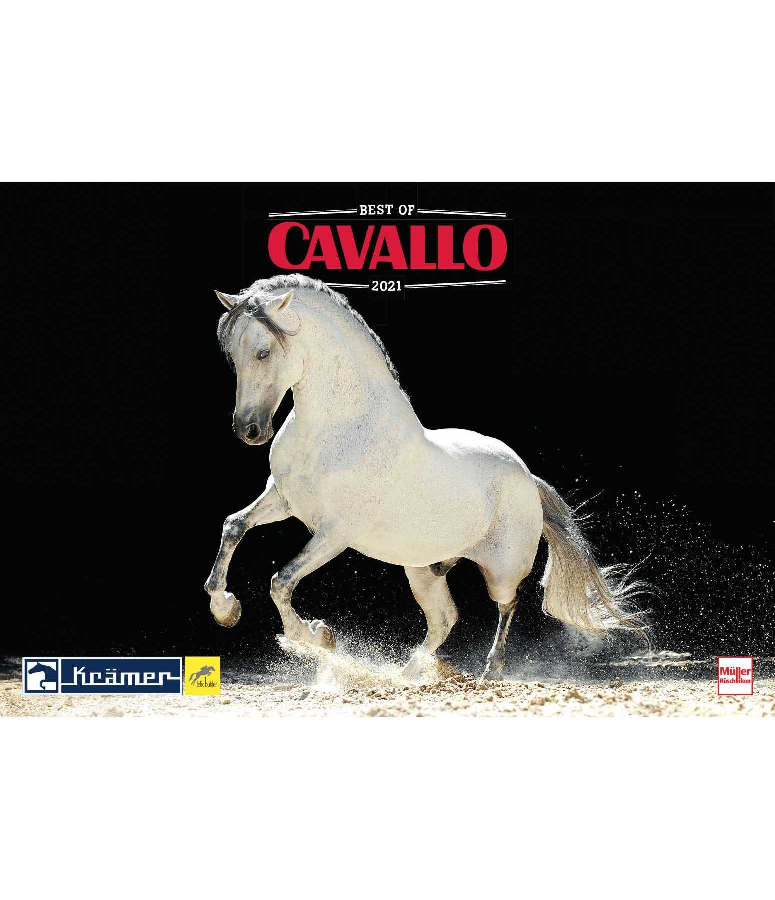 Calendrier 2021 Best of Cavallo