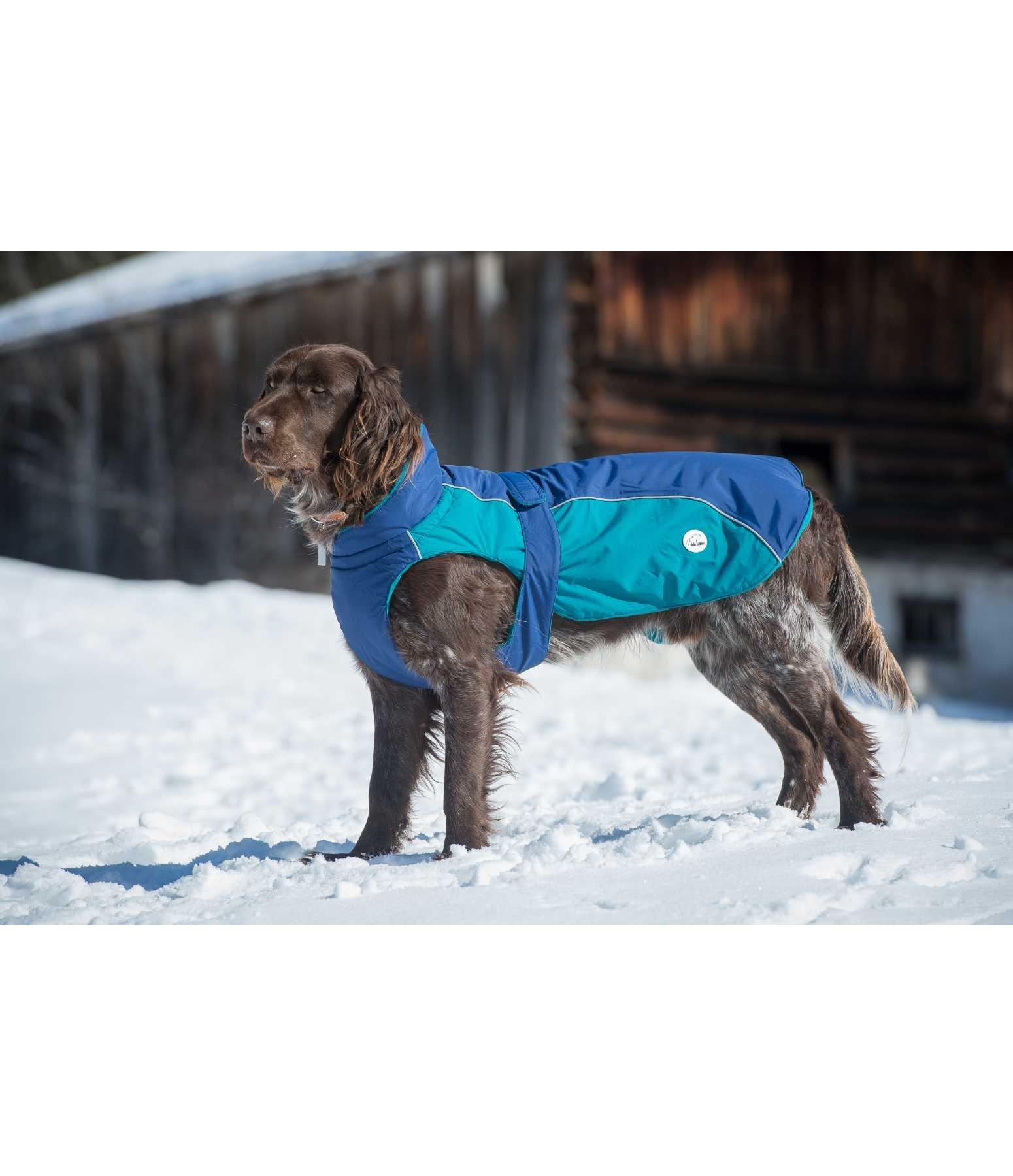 couverture pour chien 150 g avec doublure en polaire vestes et manteaux pour chiens kramer. Black Bedroom Furniture Sets. Home Design Ideas