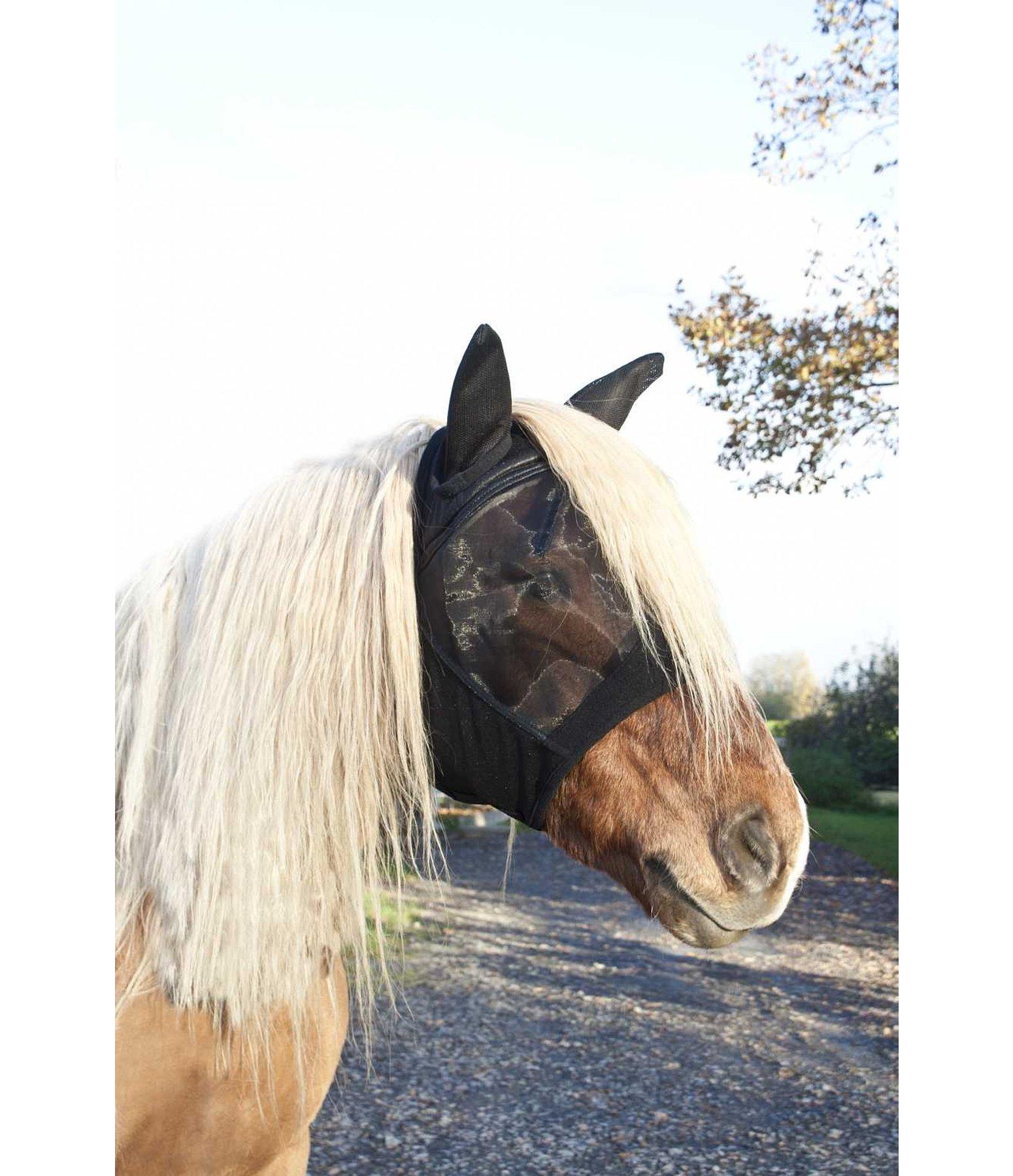 Felix Bühler Masque anti,mouches Basic cheval de trait , 421697,L,S , 2