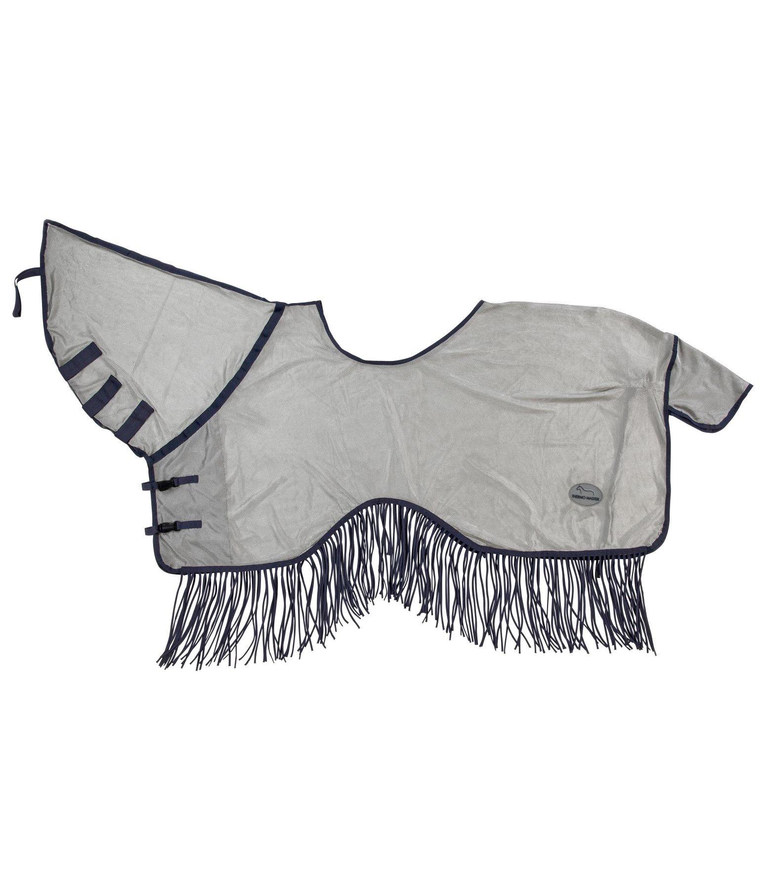 chemise d'extérieur anti-mouches avec franges - couvre-reins