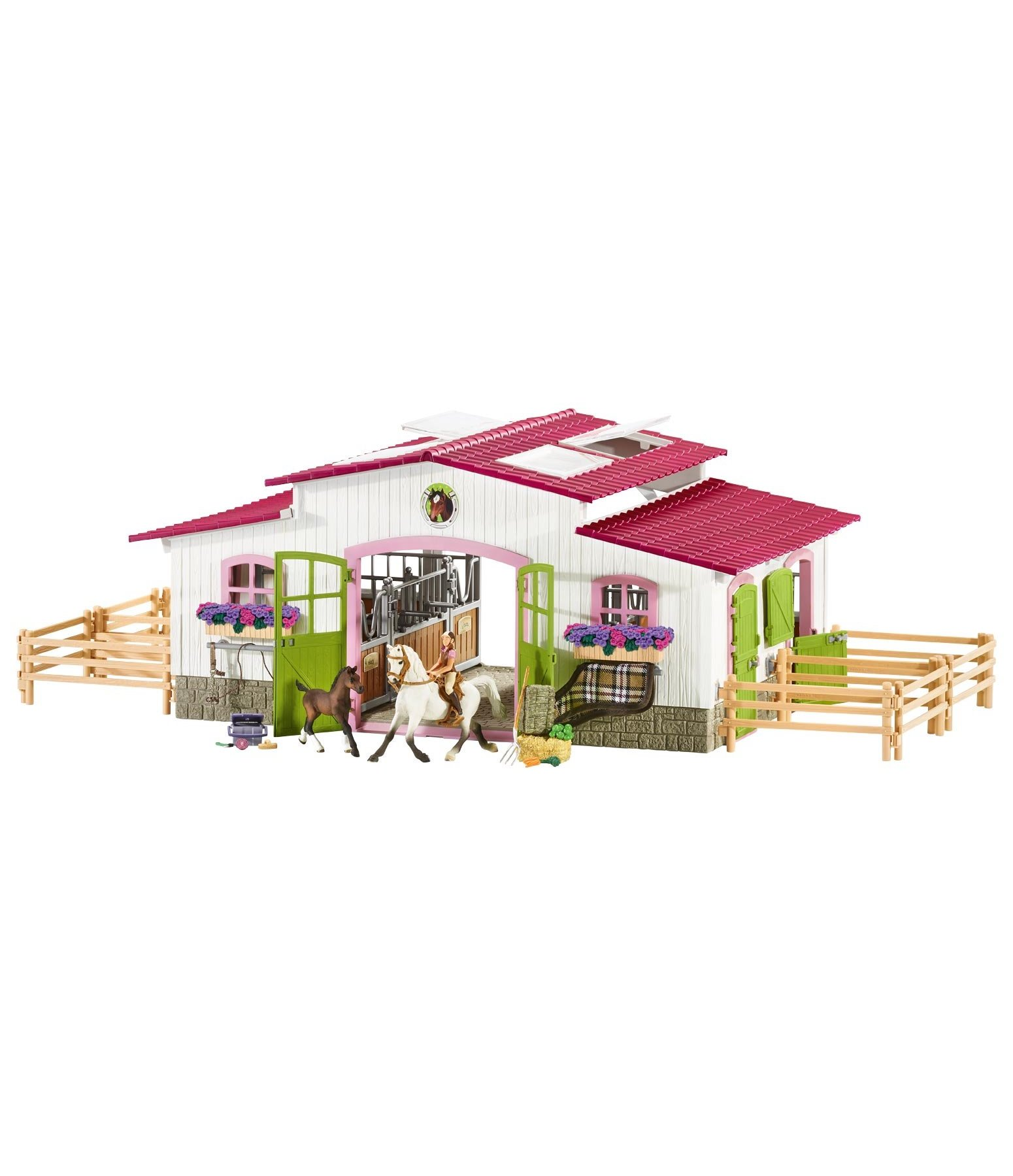 centre questre horse club figurines questres kramer. Black Bedroom Furniture Sets. Home Design Ideas