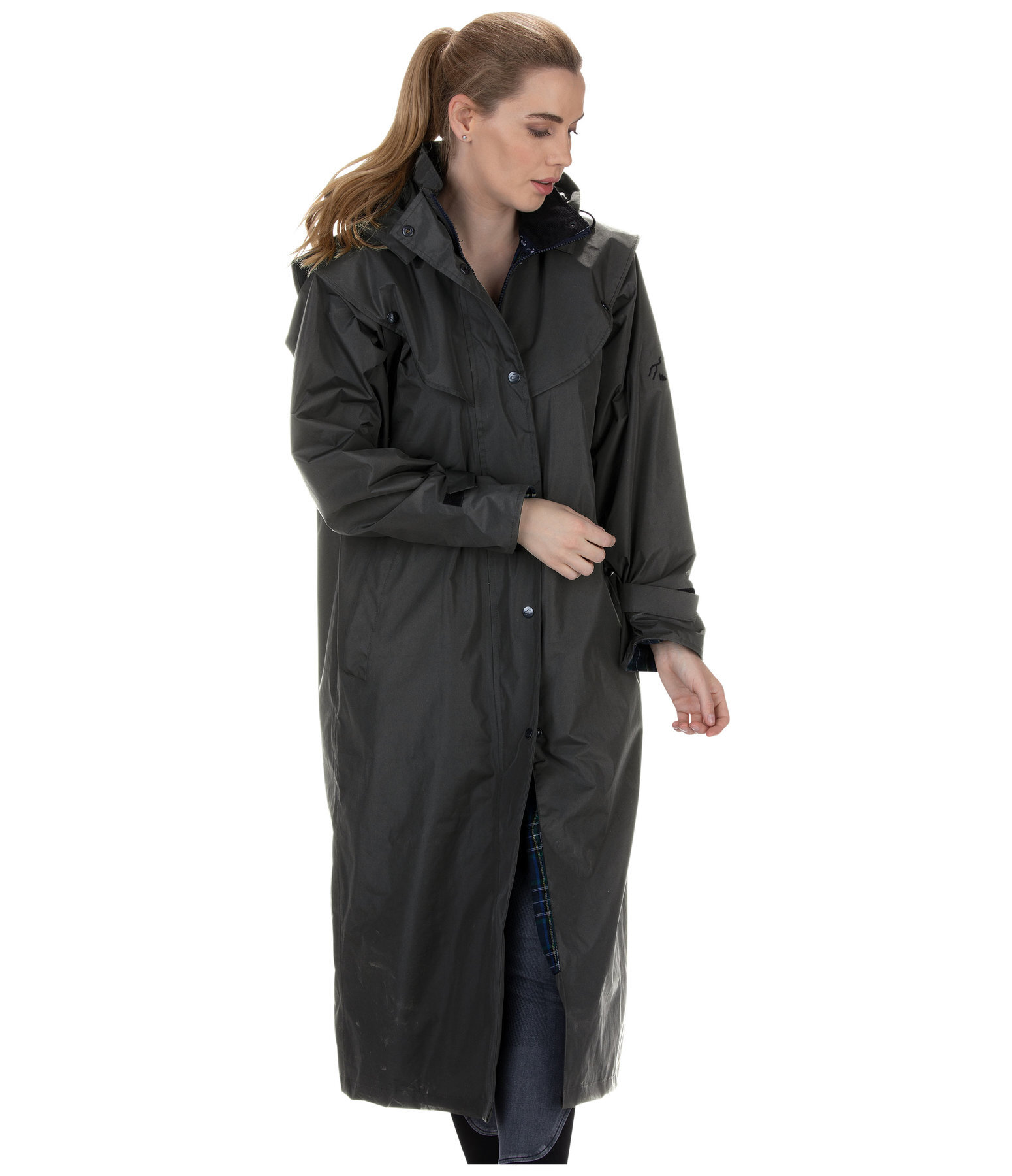 Imperméable long