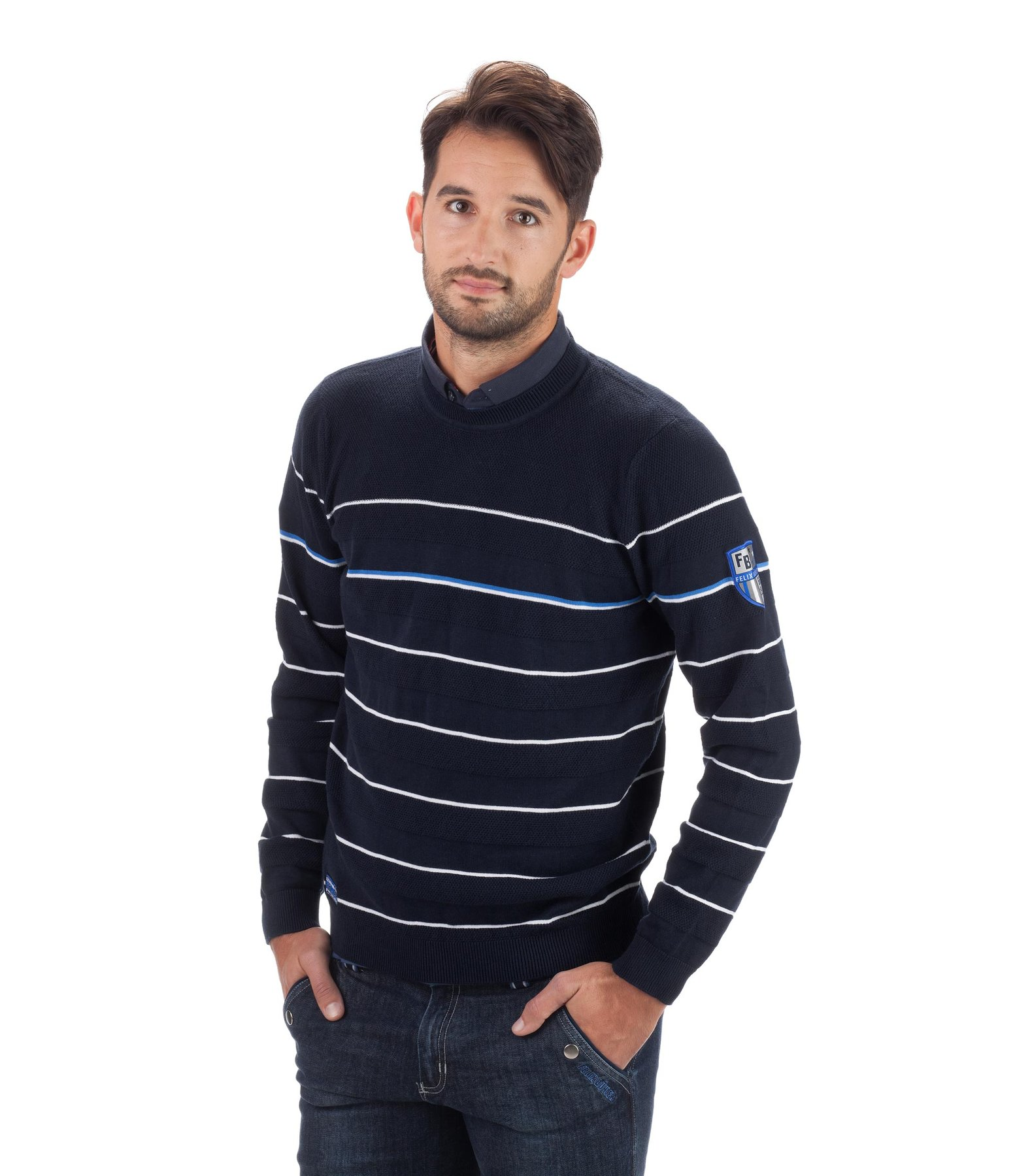 Pullover homme Lenn - Hauts hommes - Kramer Equitation 156109c2a147