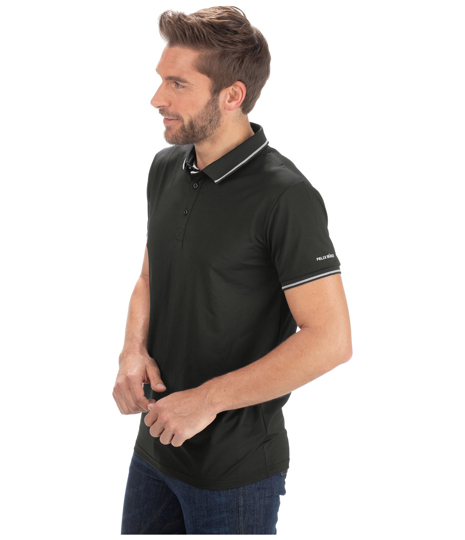 Polo fonctionnel homme  Aiden