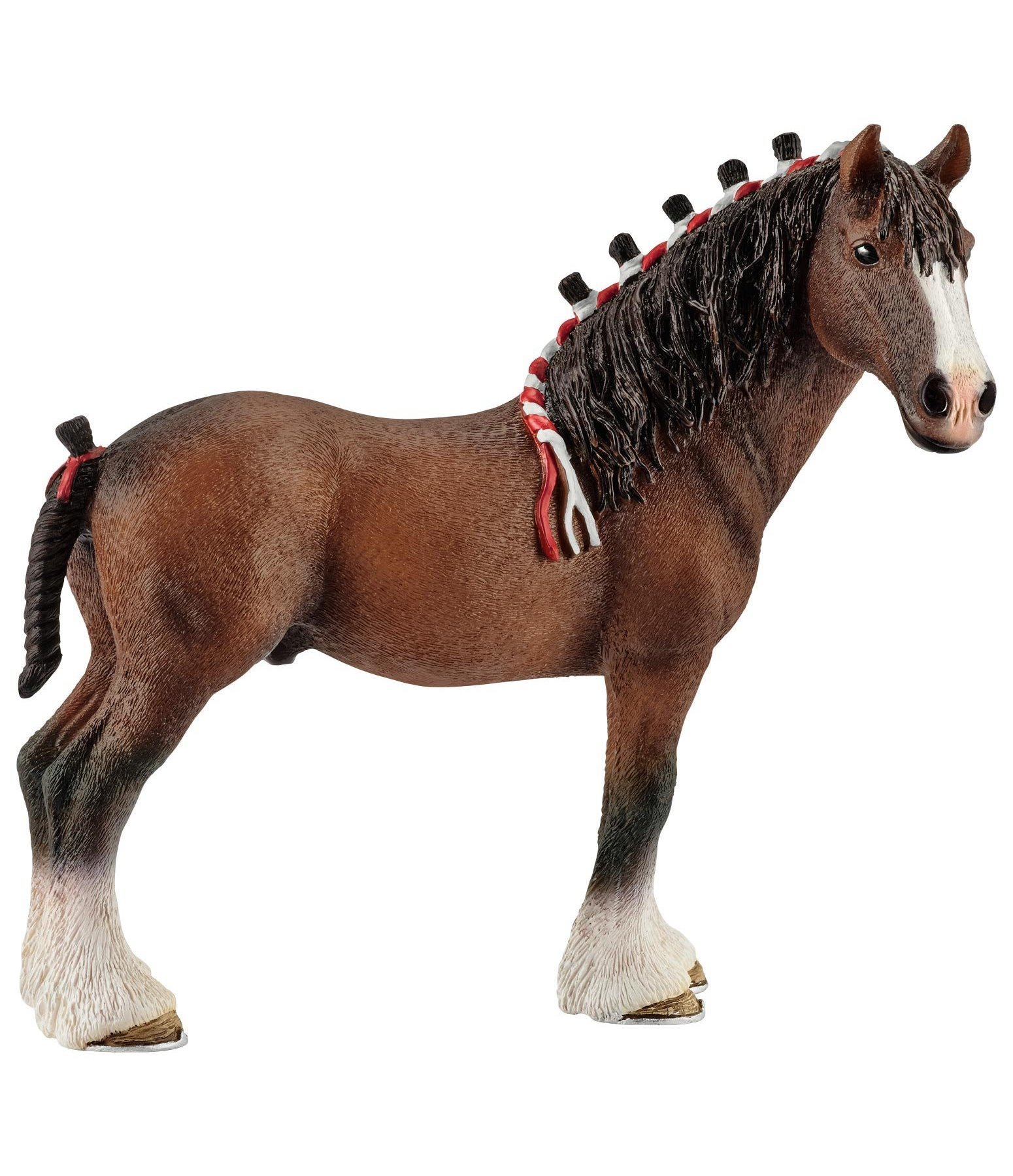 cheval clydesdale figurines questres kramer equitation. Black Bedroom Furniture Sets. Home Design Ideas