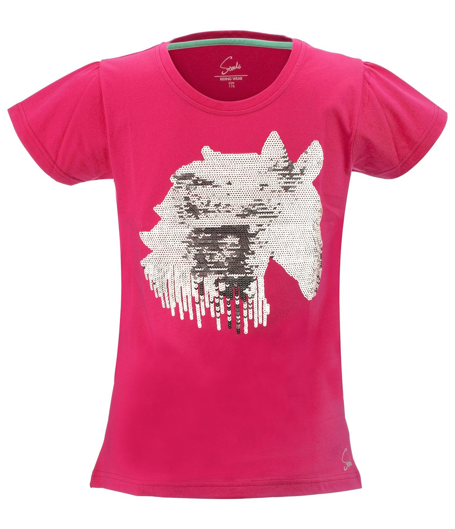 T-shirt à paillettes enfants  Ruby