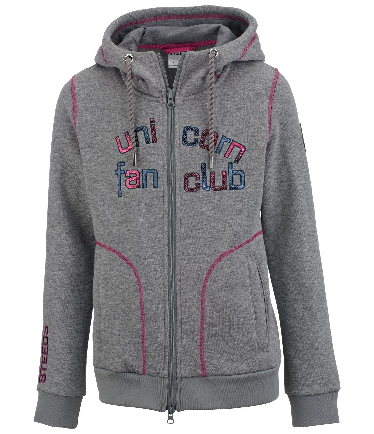 Veste sweat enfants  Saphira