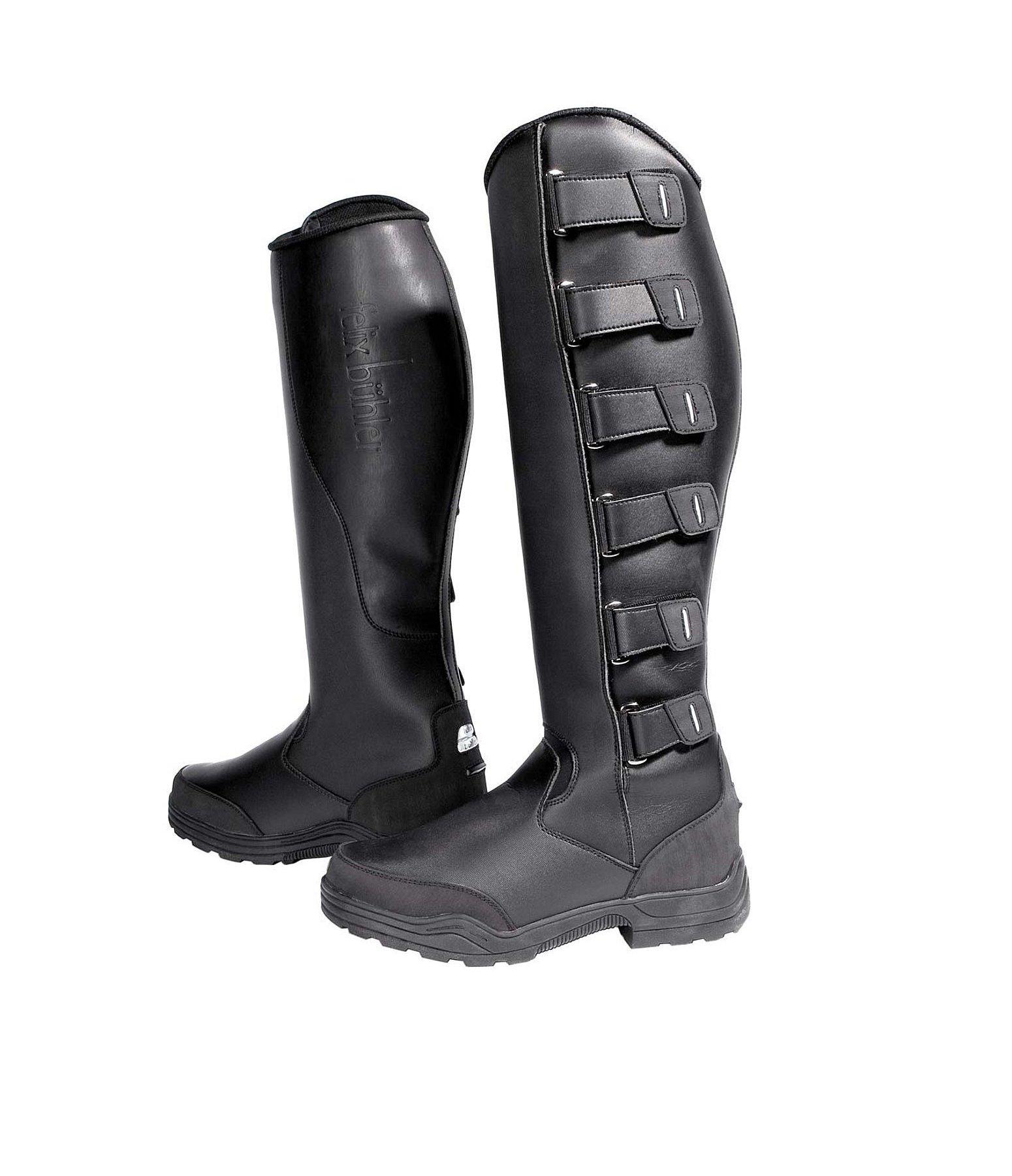 bottes d'équitation d'hiver