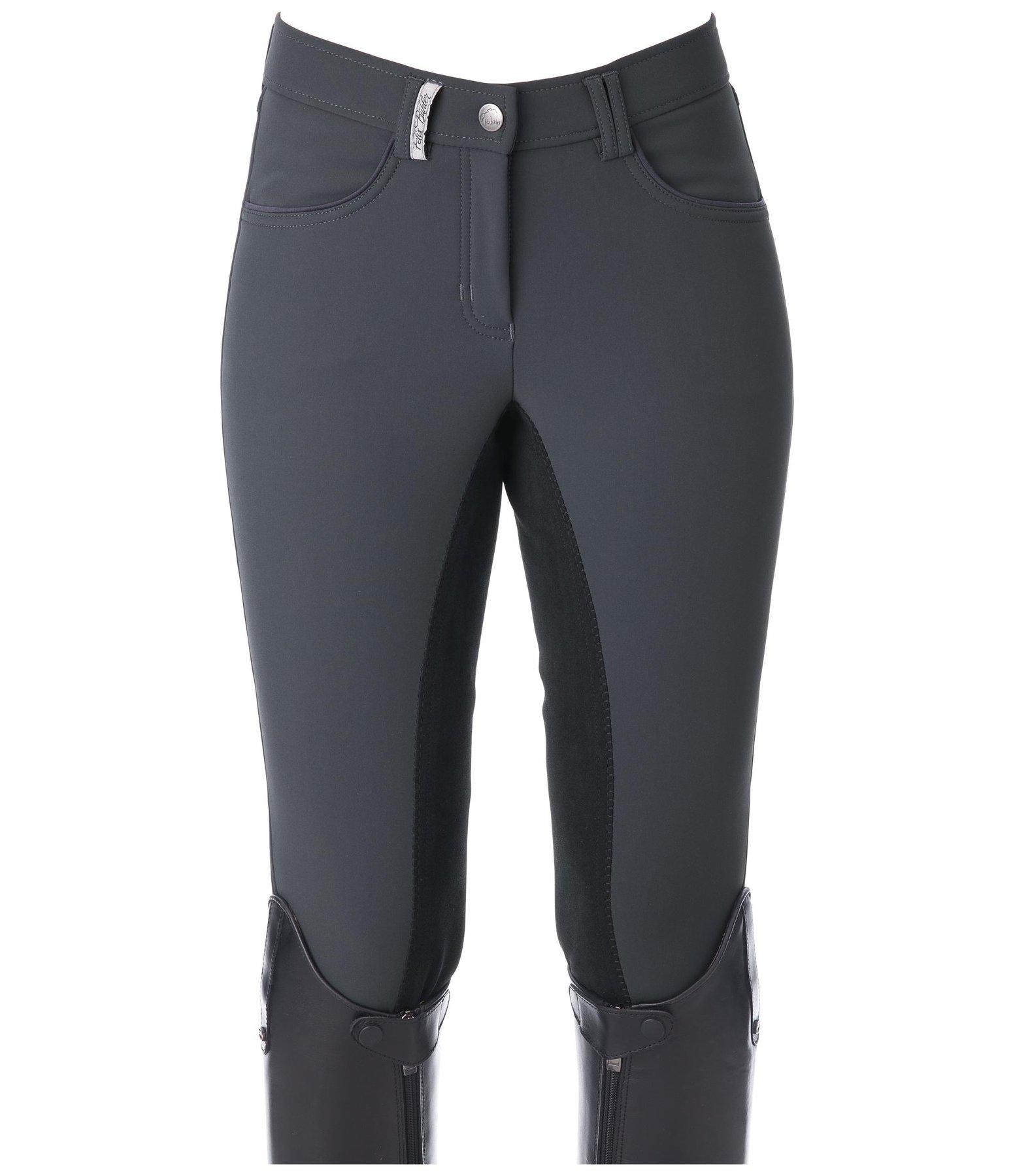 Culotte d équitation softshell Victoria - Culottes à fond intégral ... 34e400129e53