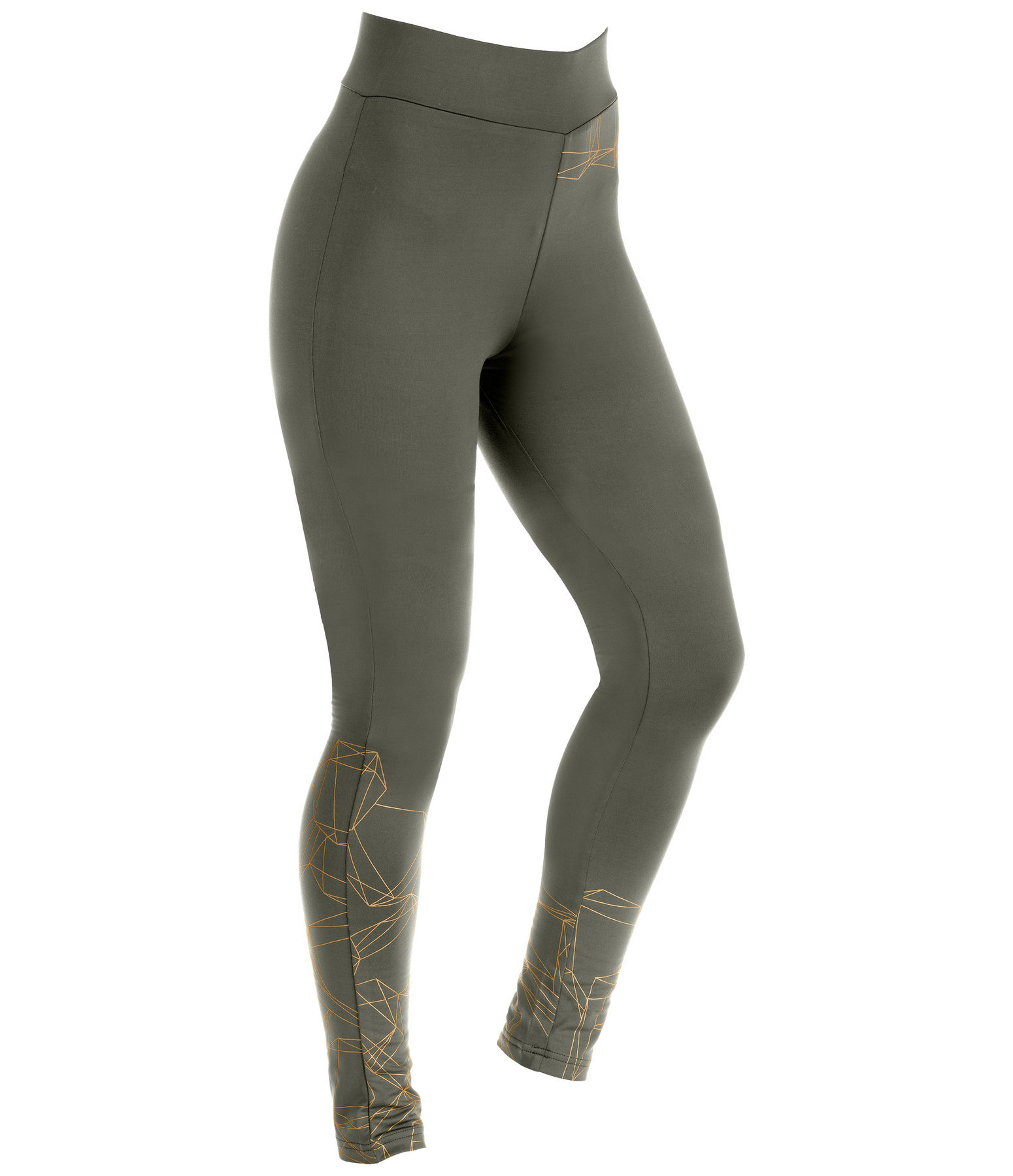 Legging de voltige thermique  Diamonds