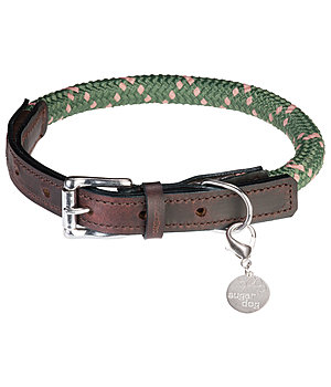 sugar dog Collier pour chiens  Coloured Rope - 230896-M-O