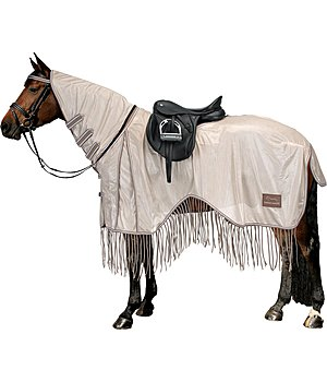 THERMO MASTER Couvre-reins anti-mouches  avec franges - 422298