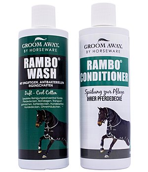 HORSEWARE Pack duo   Rug Wash et Conditioner 250 ml - 431833-250