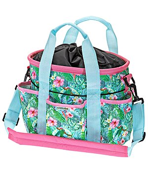 SHOWMASTER Sac de pansage  Tropical Flowers - 432029