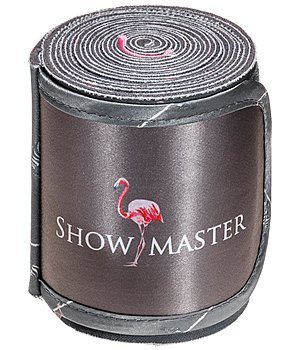 SHOWMASTER Bandes polaire  Flamingo & Zebra Love - 530640-F-A