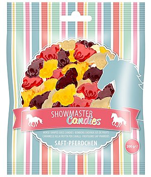 SHOWMASTER Bonbons  chevaux jus de fruits - 621130