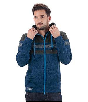 Felix Bühler Veste polaire tricot à capuche homme Milan - 652257 38f196b82784