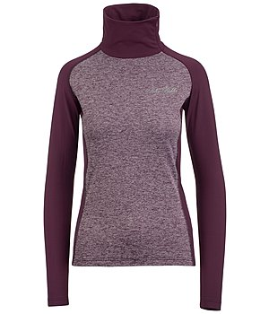 Felix Bühler T-shirt à manches longues zippé Stretch-Performance  Emilia - 652471-XS-AU