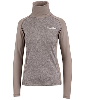 Felix Bühler T-shirt à manches longues zippé Stretch-Performance  Emilia - 652471-XS-WA