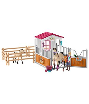 Schleich Box cheval  Arabe - 660819
