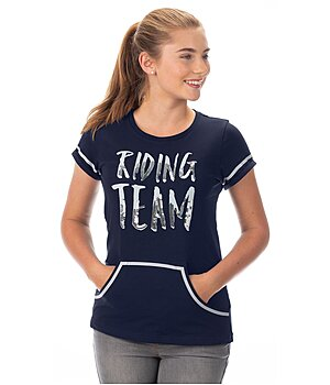 7648c476756ff T-shirt à manches longues enfants Stretch-Performance Sabina