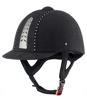KNIGHTSBRIDGE Casque d'équitation  Air Crystal - 780158-52-S