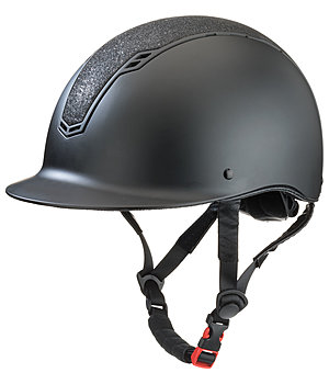 KNIGHTSBRIDGE Casque d'équitation  X-Cellence PURE Sparkle - 780266-XS/S-S