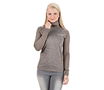 Felix Bühler T-shirt à manches longues zippé Stretch-Performance  Emilia - 652471-XS-WA - 2