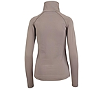 Felix Bühler T-shirt à manches longues zippé Stretch-Performance  Emilia - 652471-XS-WA - 3