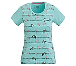 STEEDS T-Shirt  Alice - 652644-M-AQ