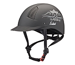 KNIGHTSBRIDGE Casque d'équitation  Evident Crown Design - 780210-S-S
