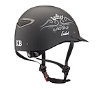 KNIGHTSBRIDGE Casque d'équitation  Evident Crown Design - 780210-S-S - 2