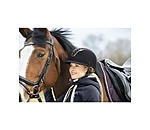 KNIGHTSBRIDGE Casque d'équitation  X-Cellence Jewellery rose-doré - 780249-M/L-S - 3