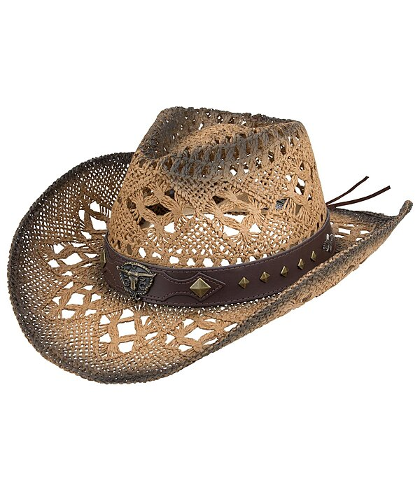 STARS & STRIPES Chapeau de paille  Sunset - 182994-L