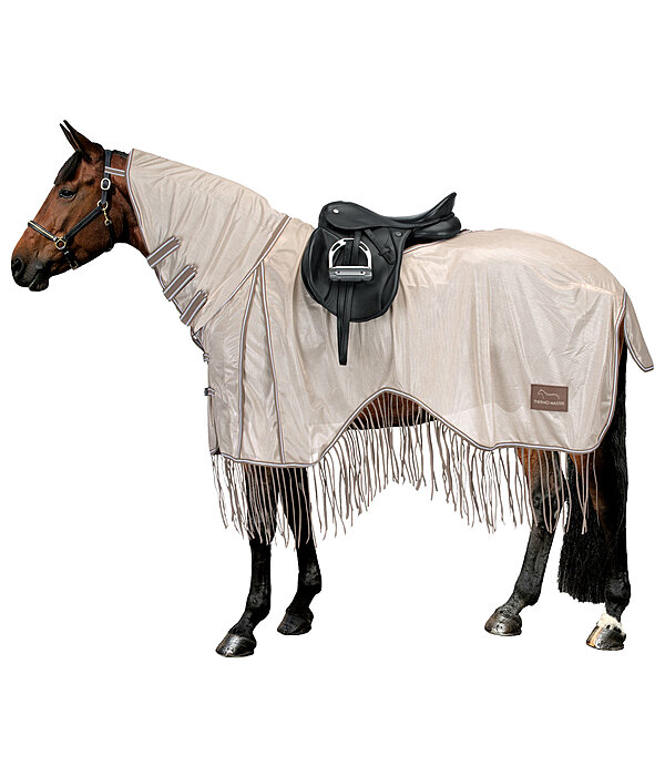 THERMO MASTER Couvre-reins anti-mouches  avec franges - 422298-135-SA